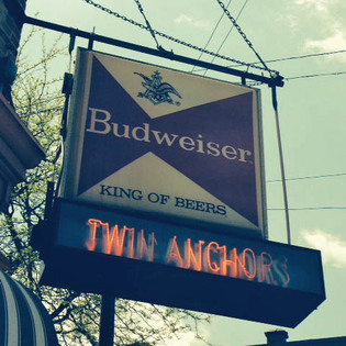 Twin Anchors Restaurant, Chicago, Illinois