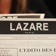 RESTAURANT LAZARE PARIS, Paris, France