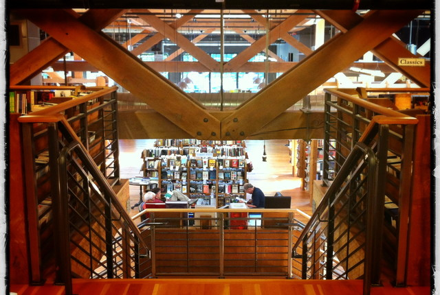 Elliott Bay Book Company, Seattle, Washington