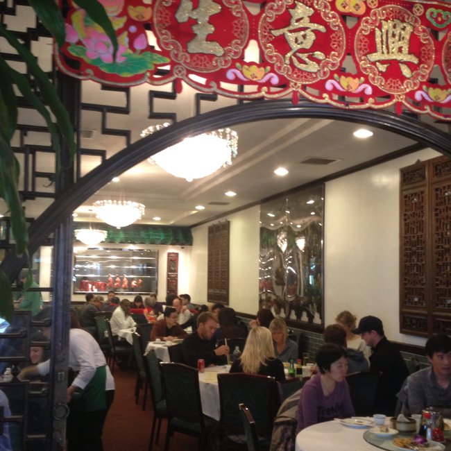 Great Eastern Restaurant, San Francisco, California
