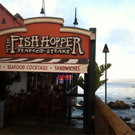Fish Hopper Seafood & Steaks, Monterey, California