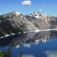 Crater Lake National Park, CRATER LAKE, Oregon