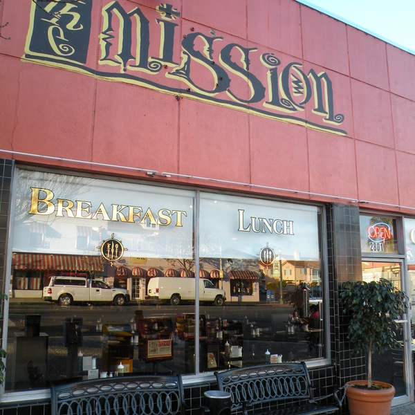 The Mission, San Diego, California