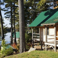 AMC Gorman Chairback Lodge and Cabins, Monson, Maine