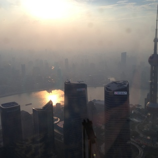CLOUD 9 (87th floor of Grand Hyatt Shanghai), Shanghai, China