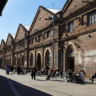 Carriageworks, Darlington, Australia