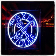 The Axe and Fiddle, Cottage Grove, Oregon