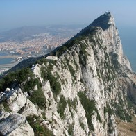 The Rock of Gibraltar, Gibraltar, Gibraltar