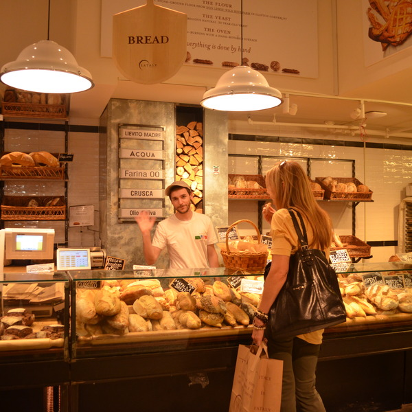 Eataly, New York, New York
