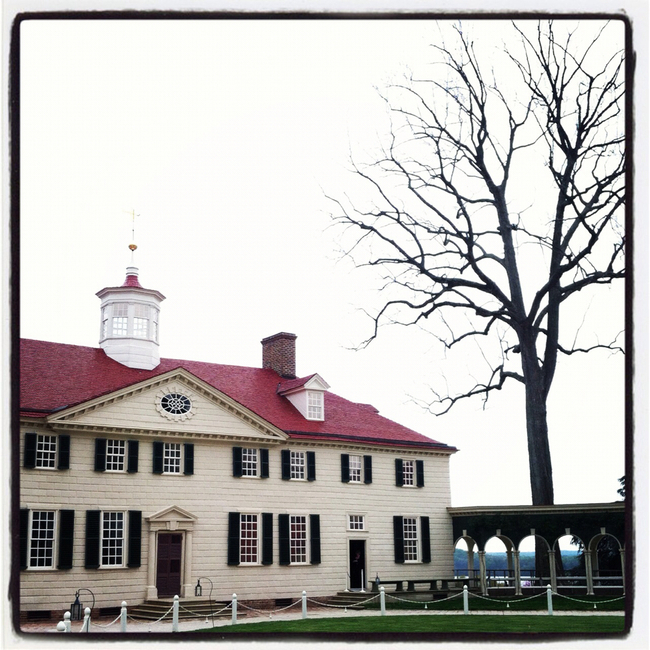 Mt. Vernon Estate, VA, Laurel, Maryland