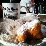 Cafe Du Monde, New Orleans, Louisiana