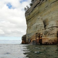 Pictured Rocks National Lakeshore, Shingleton, Michigan