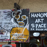 Hanoman Art Space, Ubud, Indonesia