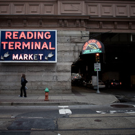 Reading Terminal Market, Philadelphia, Pennsylvania