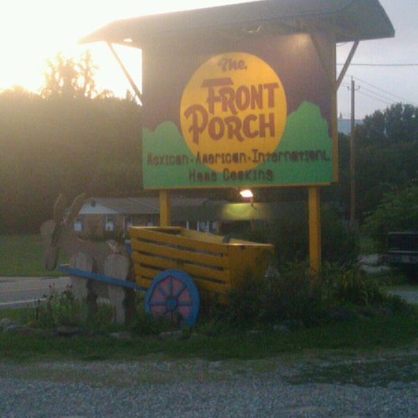 Front Porch Mexican Restaurant, Newport, Tennessee