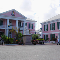 Rawson Square, Nassau, The Bahamas
