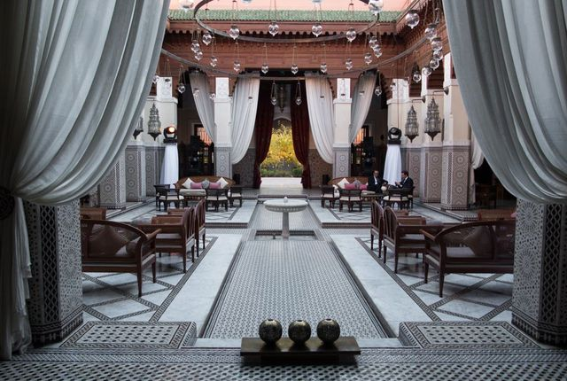 Royal Mansour Marrakech, Marrakesh, Morocco