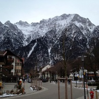 Bavarian Alps, Garmisch-Partenkirchen, Germany
