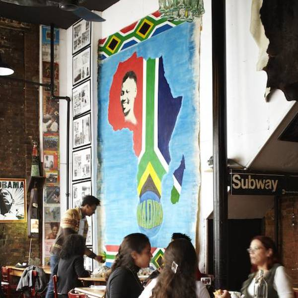 Madiba Restaurant, New York, New York