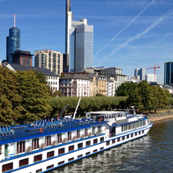 Main River, Frankfurt, Germany