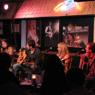 The Bluebird Cafe, Nashville, Tennessee