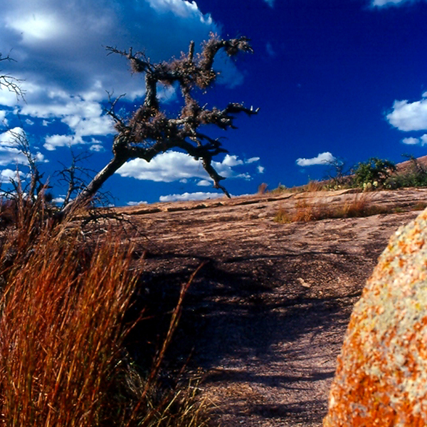 Enchanted Rock State Park, Llano, Texas