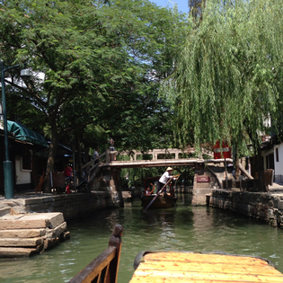 朱家角古镇 Zhujiajiao Ancient Town, Shanghai, China