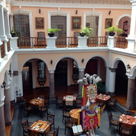 Hotel Patio Andaluz, Quito, Ecuador