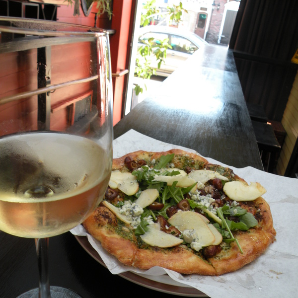 Park Boulevard Wine and Pizza, San Diego, California