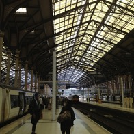 Liverpool Lime Street station, Liverpool, United Kingdom