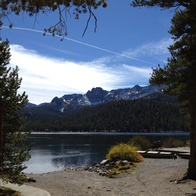 Lake Mary, Mammoth Lakes, California
