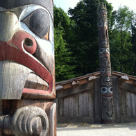 UBC Museum of Anthropology, Vancouver, Canada