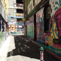Hosier Lane, Melbourne, Australia