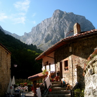 Bar Bulnes, Cabrales, Spain