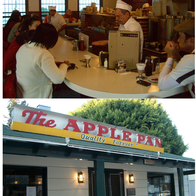 The Apple Pan, Los Angeles, California