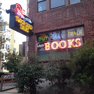 Seattle Loves Bookstores
