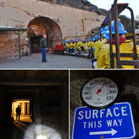 City of Bisbee: Queen Mine Tours, Bisbee, Arizona