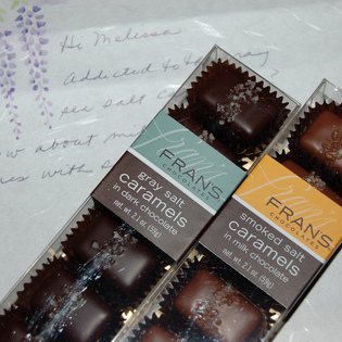 Fran's Chocolates, Bellevue, Washington