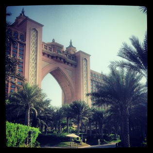 Atlantis, The Palm, Dubai, United Arab Emirates