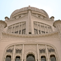 Baha'i House of Worship, Wilmette, Illinois