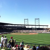Salt River Fields at Talking Stick, Scottsdale, Arizona