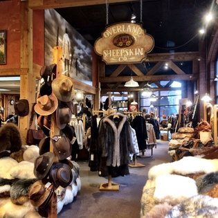 Overland Sheepskin Co, Denver, Colorado