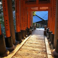 Fushimi Inari Shrine, Fushimi Ward, Japan