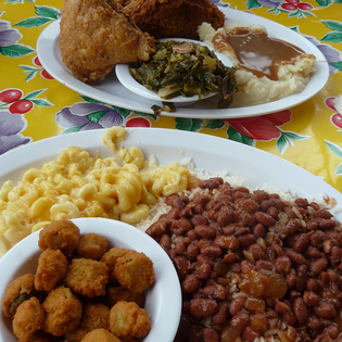 Seattle's Southern Cuisine