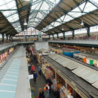 Cardiff Central Market, Cardiff, United Kingdom