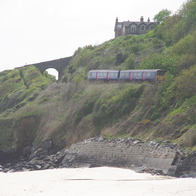 St Ives Branch Line, Lelant, United Kingdom