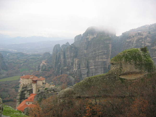 Meteora, Polichni, Greece