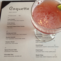 Coquette, New Orleans, Louisiana