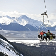 Aleyska Resort, Girdwood, Alaska