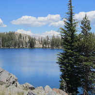 May Lake, Yosemite National Park, California
